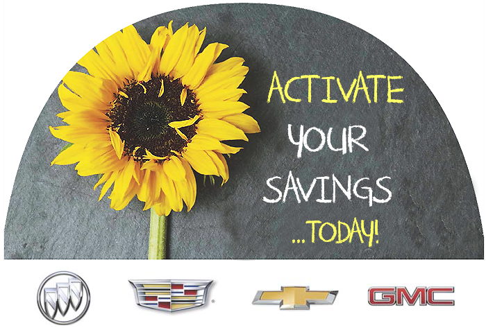 Carter GM VIP Upgrade Event - We Want Your Trade - Activate Your Savings Today! Call Now (604) 305-1780