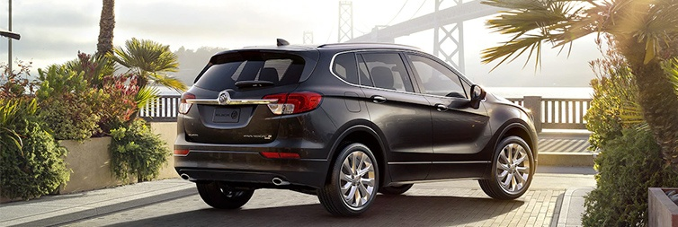 2019 buick envision burnaby