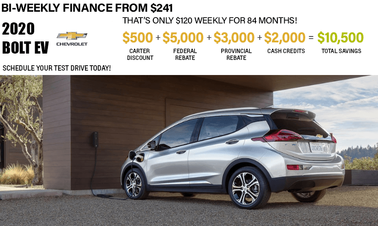 2020 chevrolet bolt ev electric vehicle in burnaby and north vancouver bc