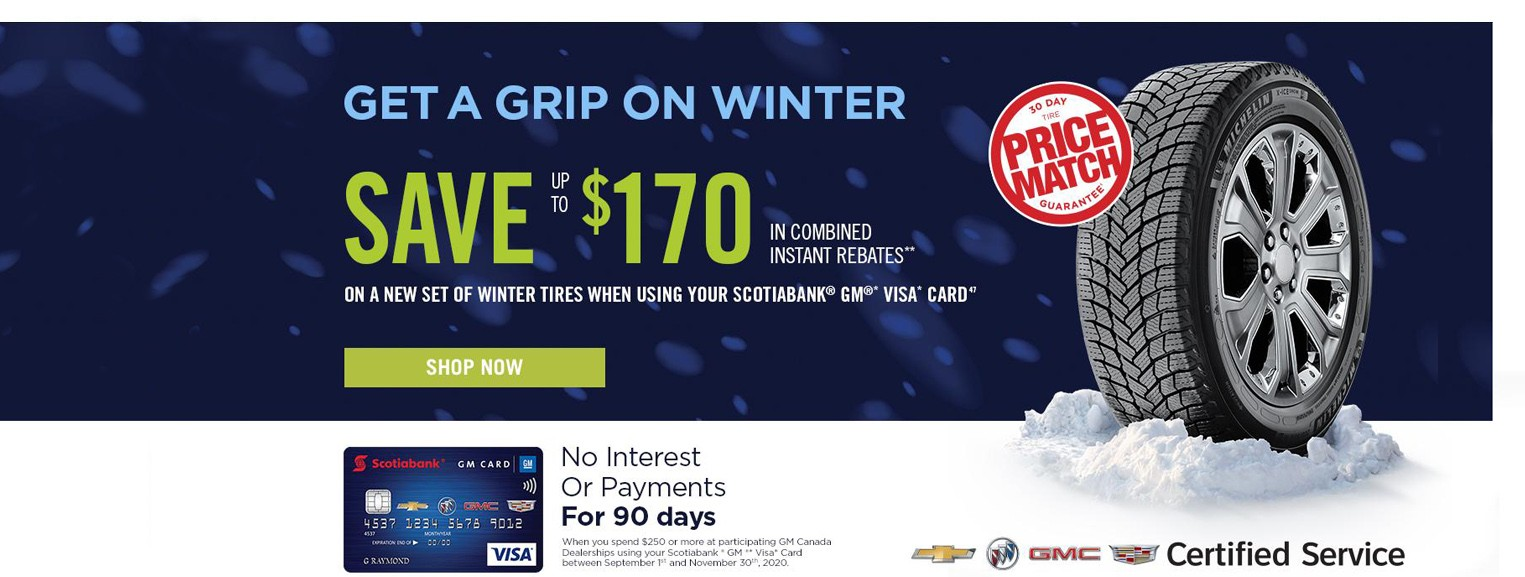 best price winters tires at carter gm burnaby local certified gm service