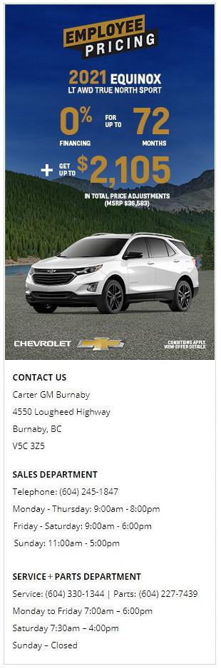 2021-Chevrolet-Equinox-LT-AWD-True-North-Sport-AWD-Carter-GM-Burnaby-BC