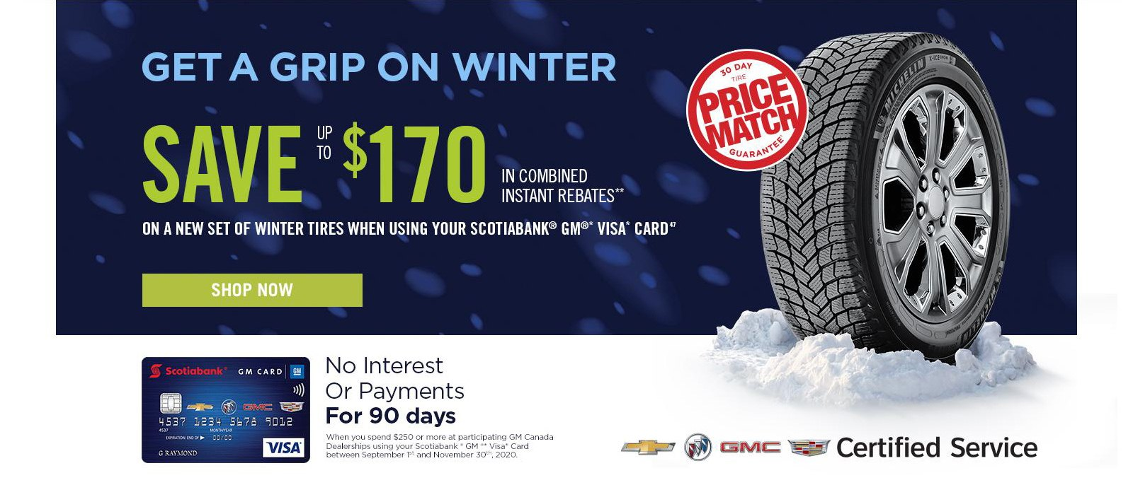 best priced local certified gm winter tires carter gm burnaby book online or in-vehicle app today bc
